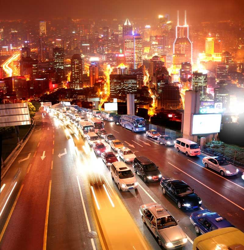 Bangkok-großstadtverkehr-web